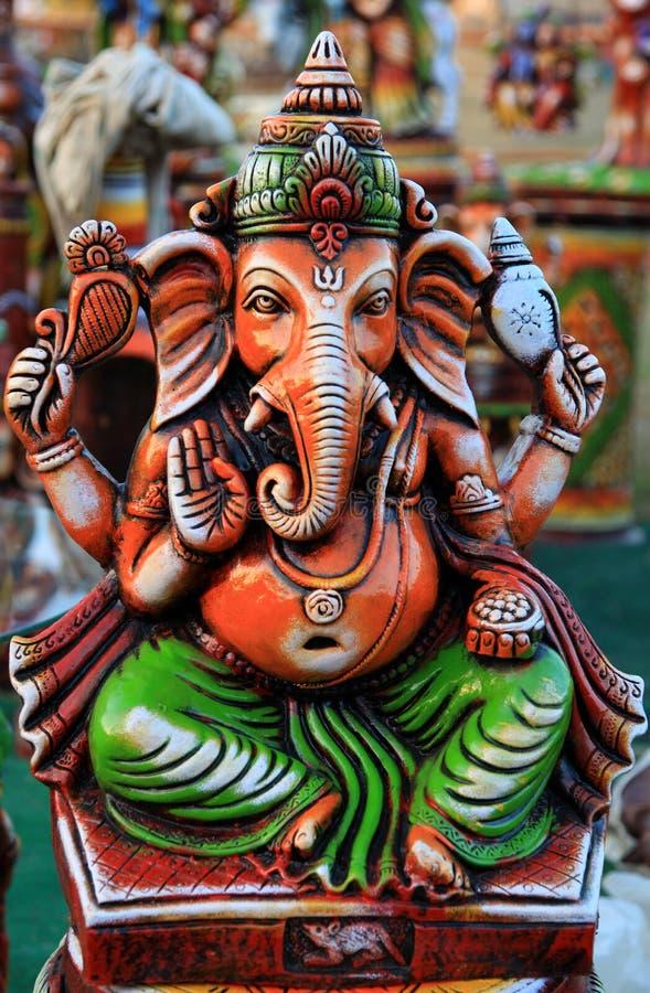 Senhor Ganesha foto de stock royalty free