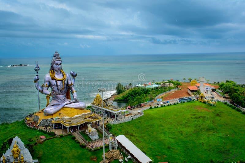 Senhor Shiva imagem de stock royalty free