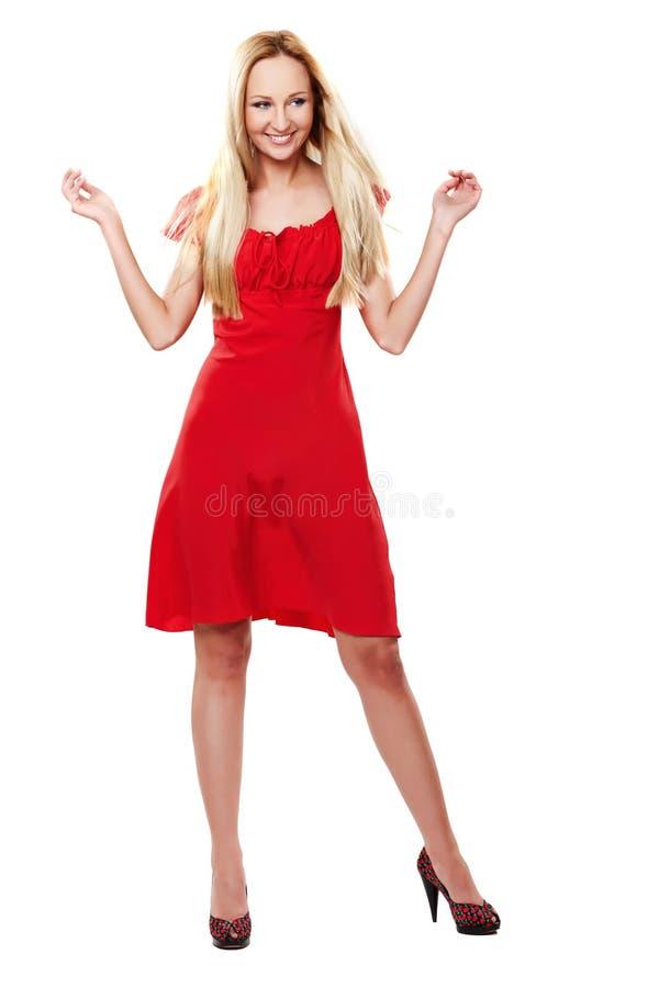 Senhora da dança fotos de stock