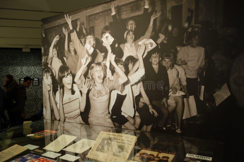 Senhoras e senhores deputados O Beatles! 85 imagens de stock royalty free