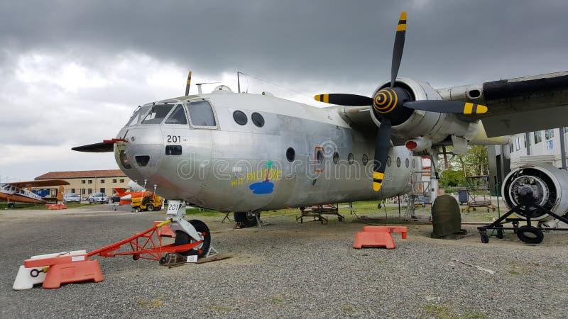 Senhorita Pacifique de Noratlas da aviação 2501 de Nord imagens de stock