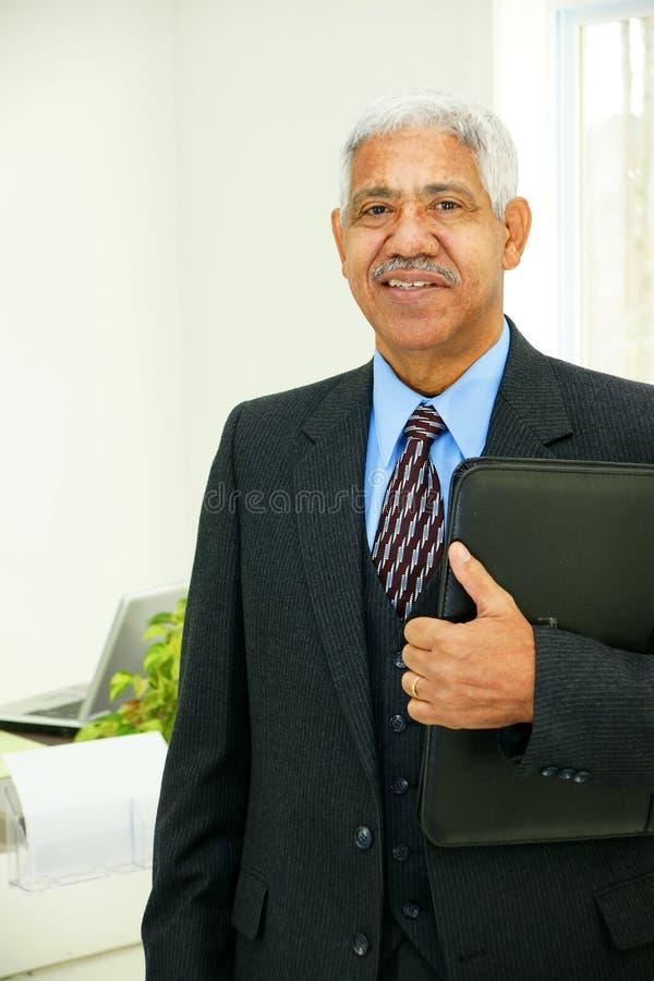 senior biznesmena fotografia royalty free