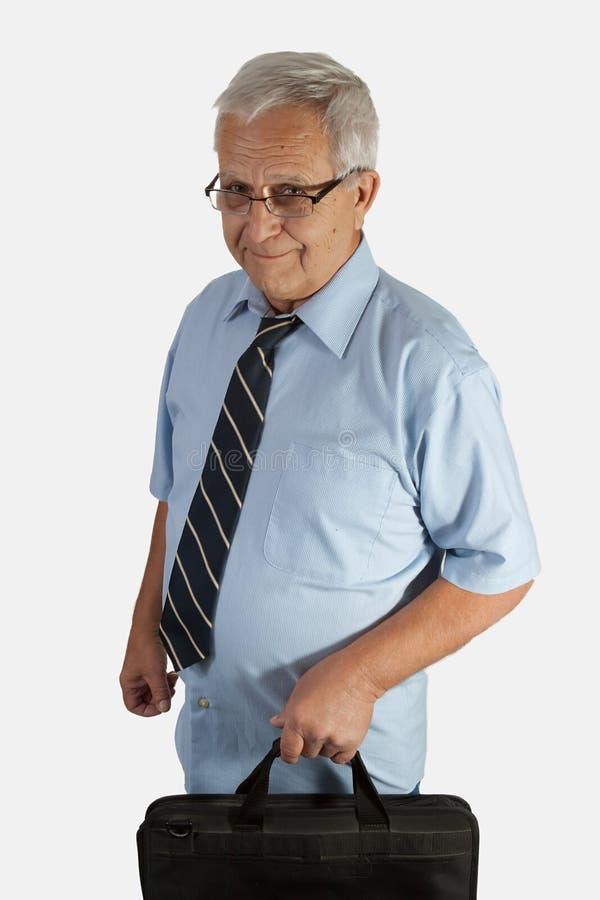 Download Senior business man stock photo. Image of senior, glasses - 16867564