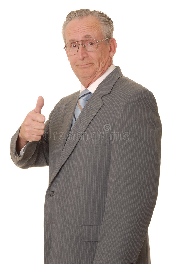 Senior Businessman 37 stock images