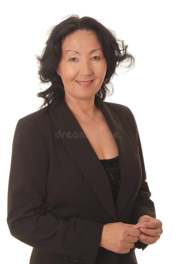 Senior Businesswoman 2 stock image