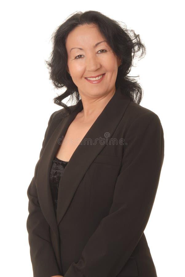 Senior Businesswoman 3 stock photography