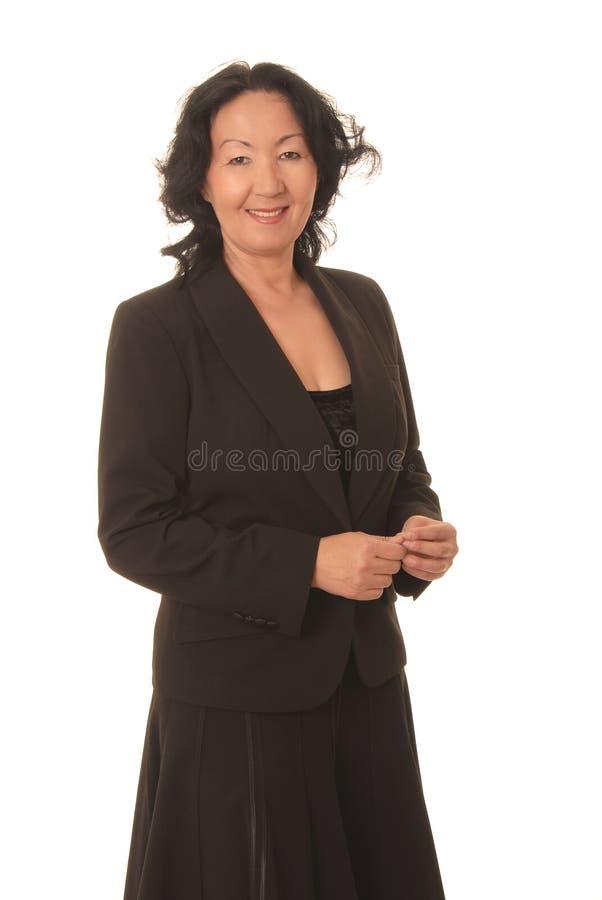 Senior Businesswoman 5 royalty free stock photos