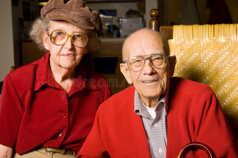Download Senior Citizen Couple stock image. Image of experience - 5498149