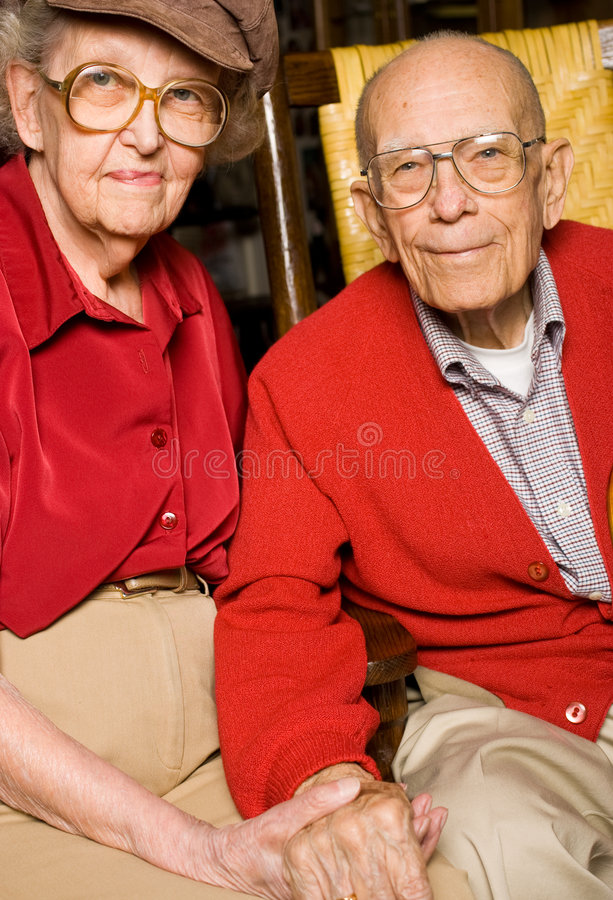 Senior Citizen Couple stock photos