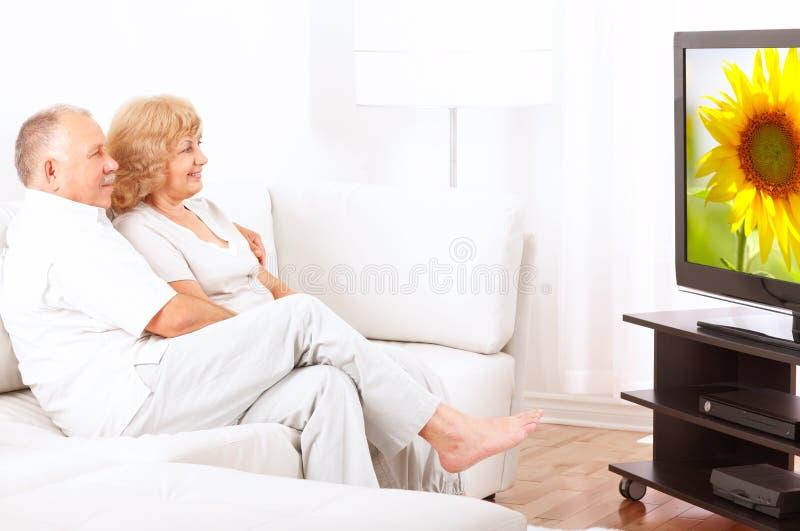 Download Senior couple stock photo. Image of leisure, pensioner - 14660512