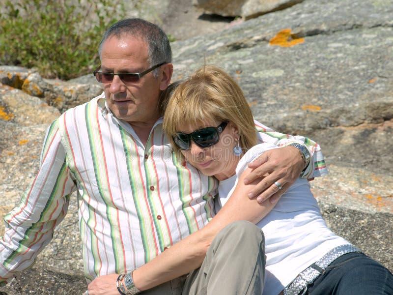 Download Senior couple stock photo. Image of lifestyle, happily - 5552078