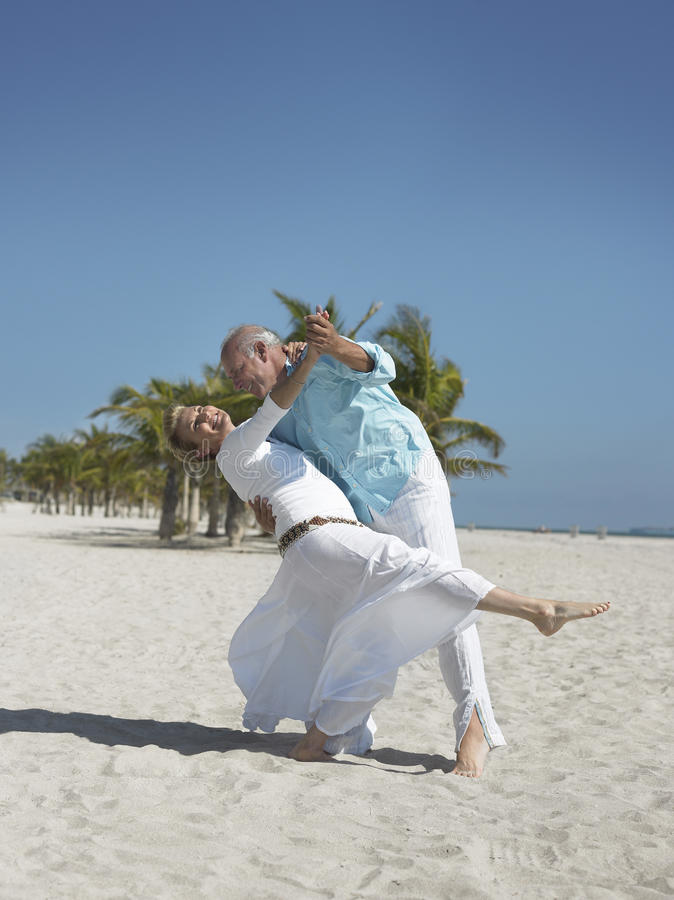 Senior Couple Spending Time Together royalty free stock photos