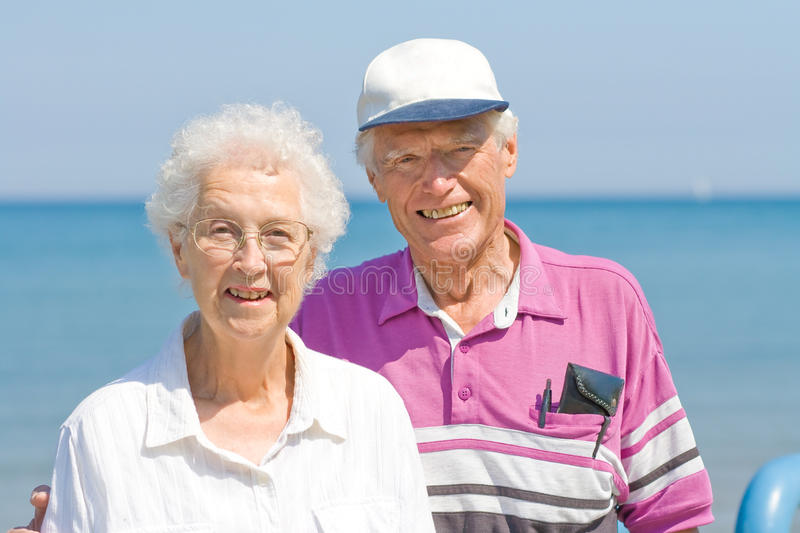 Download Senior Couple On Vacation. Stock Photos - Image: 10929083