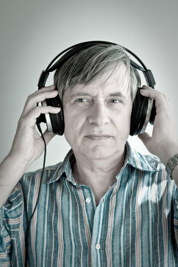 Download Senior DJ Royalty Free Stock Photo - Image: 7428045