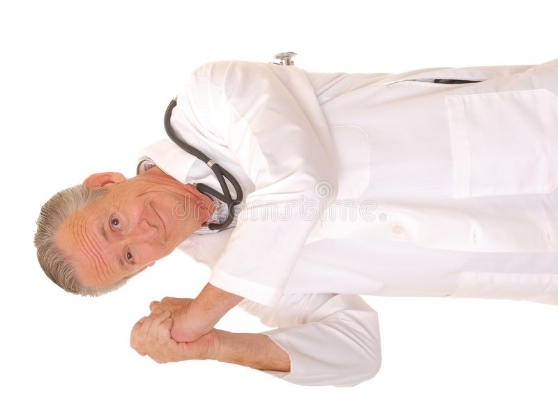 Senior Doctor stock photos