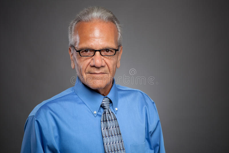 Senior Executive royalty free stock photo
