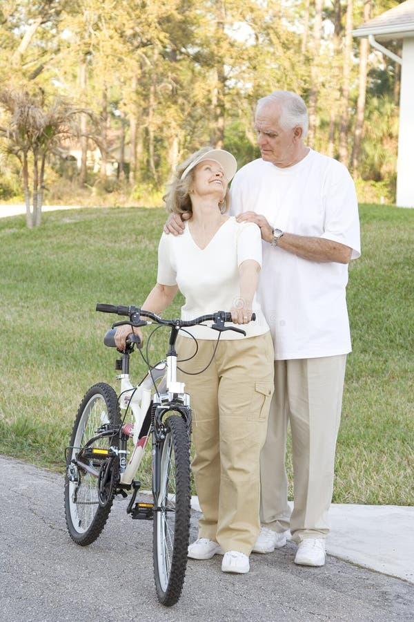 Senior Fitness Royalty Free Stock Image