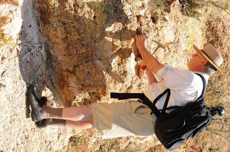 Download Senior Geologist stock image. Image of discovery, researcher - 9053293