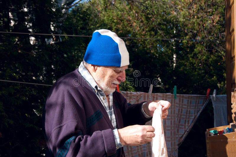 Download Senior homeworker stock photo. Image of mature, retired - 11741622