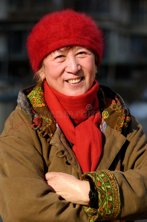 Download Senior lady stock photo. Image of colorful, hand, lady - 12773096