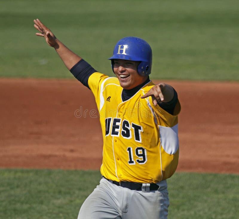 Senior league baseball world series 2011 celebrate