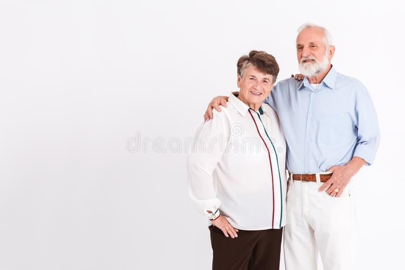 Senior love stock photos