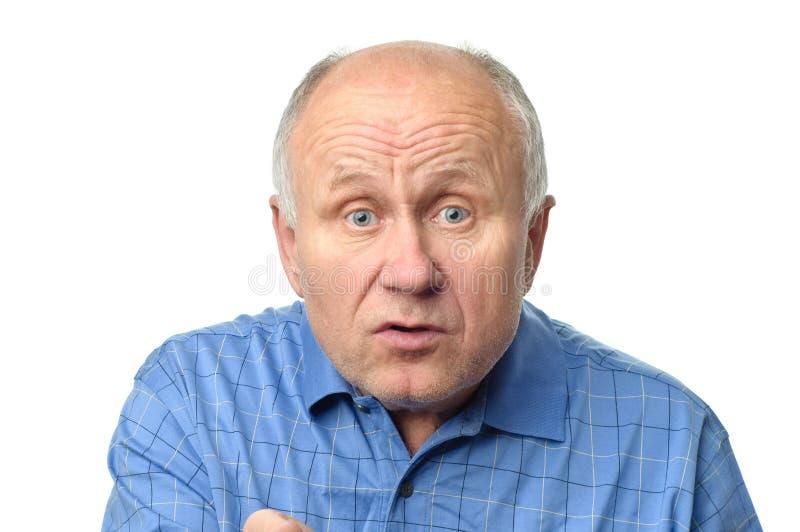 Senior Man Stock Images