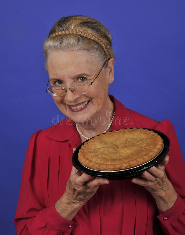 Free Senior Mature Grandmother Royalty Free Stock Photos - 20022138