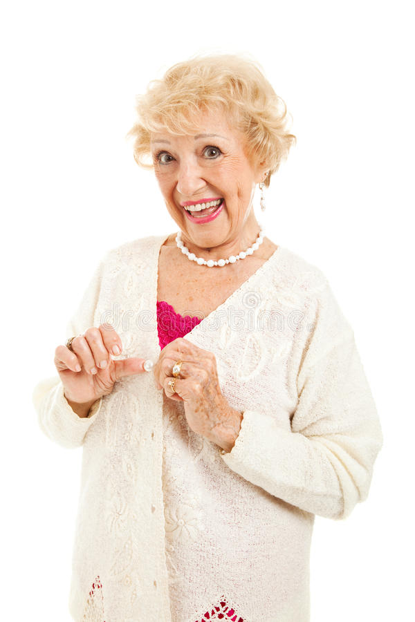 Download Senior With No Arthritis Symptoms Royalty Free Stock Images - Image: 23013219