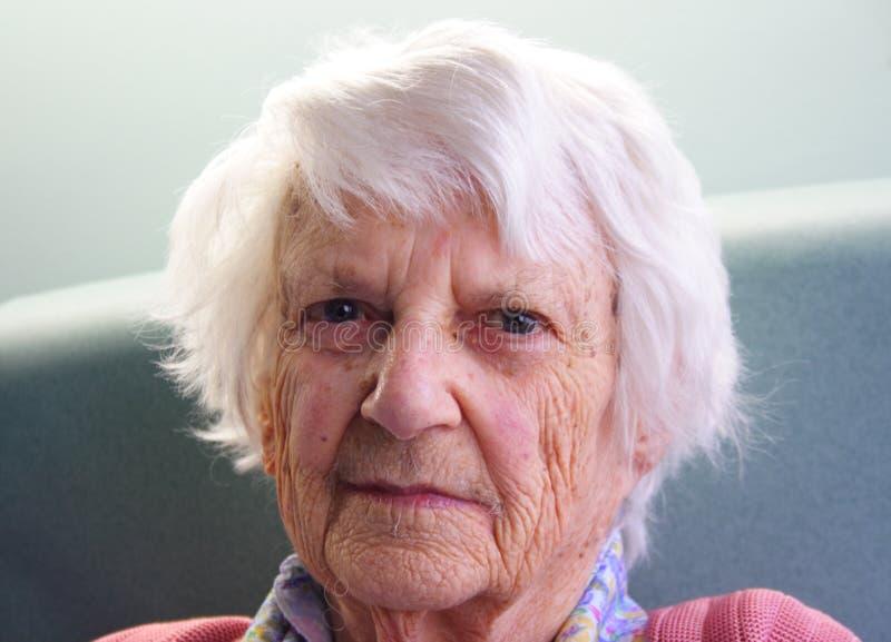 senior obywateli obraz stock