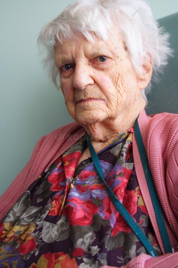 senior obywateli zdjęcie royalty free