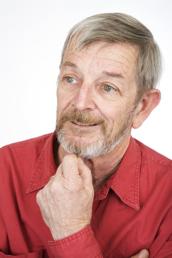 Download Senior portrait 3 stock image. Image of studio, senior - 891465