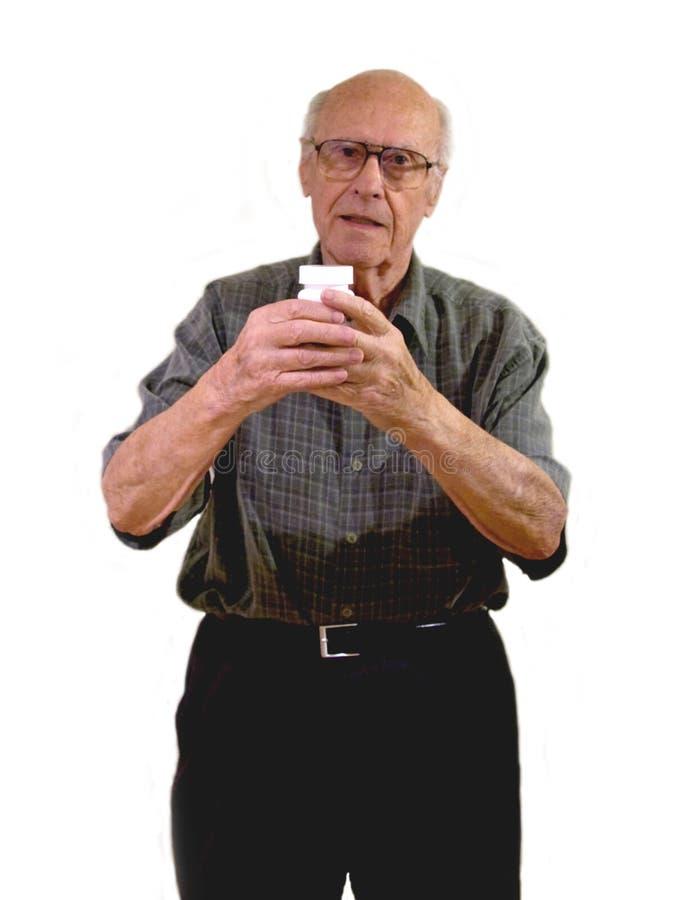 senior rx zdjęcia stock