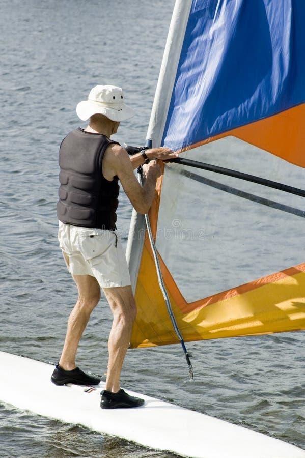 Download Senior surfer3 stock image. Image of citizen, cardiovascular - 1720507