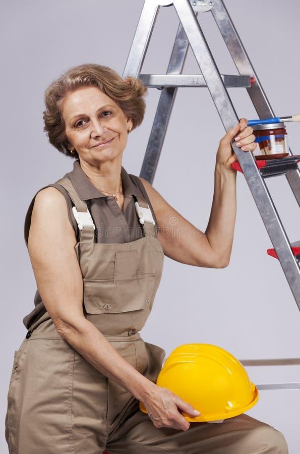 Senior Woman stock photos