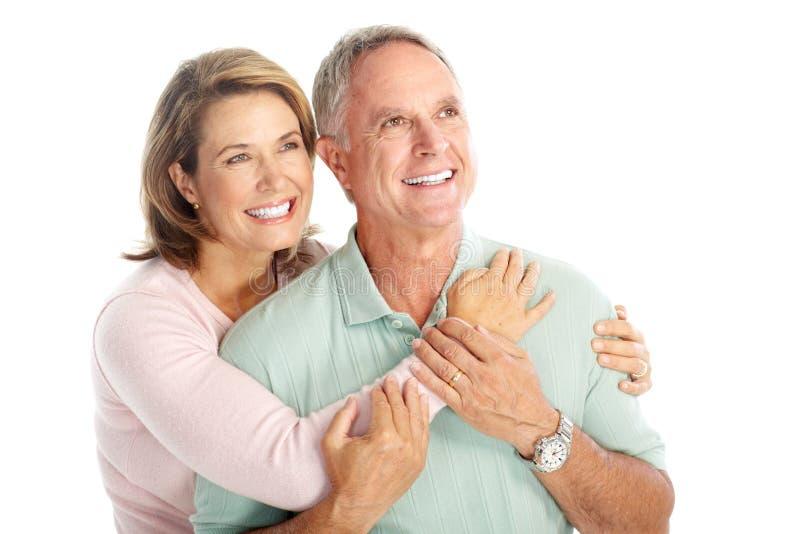 Seniors royalty free stock images