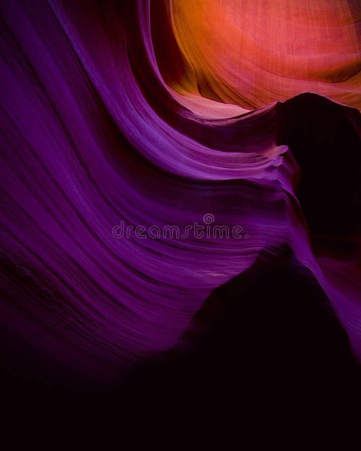 Senken Sie Antilopen-Schlucht lizenzfreie stockfotografie