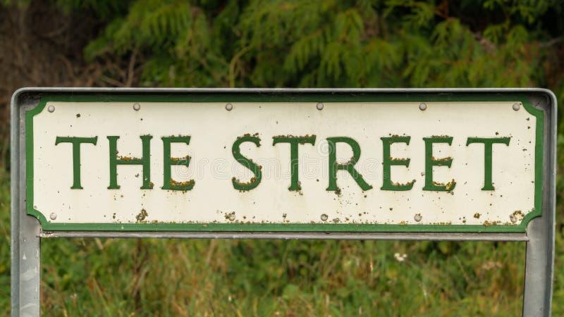 Senken Sie Halstow, Kent, England, Großbritannien stockbilder