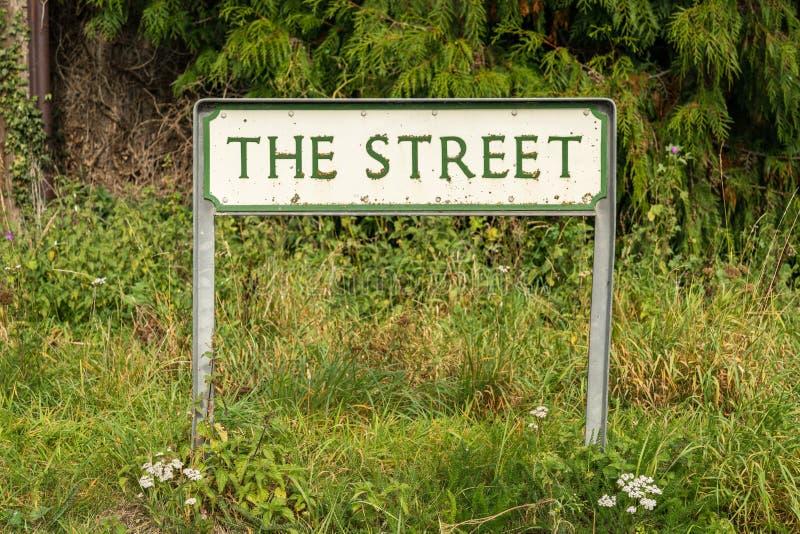 Senken Sie Halstow, Kent, England, Großbritannien lizenzfreie stockfotos