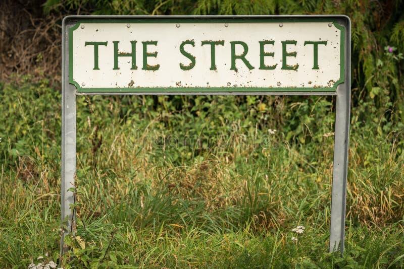 Senken Sie Halstow, Kent, England, Großbritannien lizenzfreie stockbilder