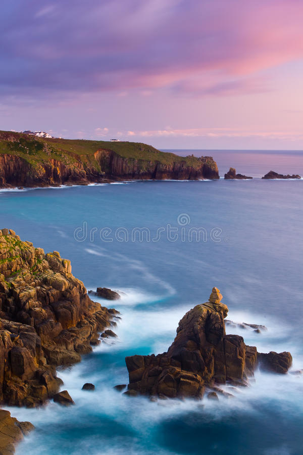 Sennen Cove royalty free stock photography