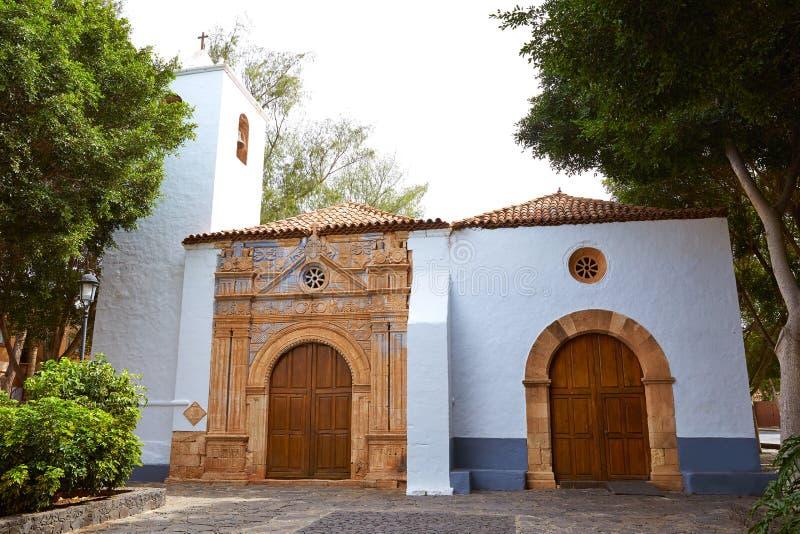 Senora Regla Fuerteventura Nuestra εκκλησιών Pajara στοκ εικόνα με δικαίωμα ελεύθερης χρήσης
