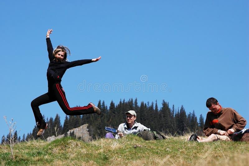 Download Sensation De Liberté En Nature Image stock - Image du été, propre: 736543