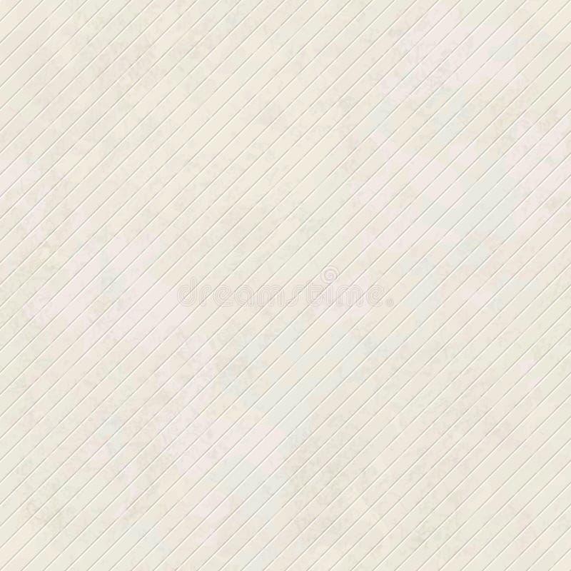 Sensibles blancs gravent le fond en refief sans couture de modèle illustration stock