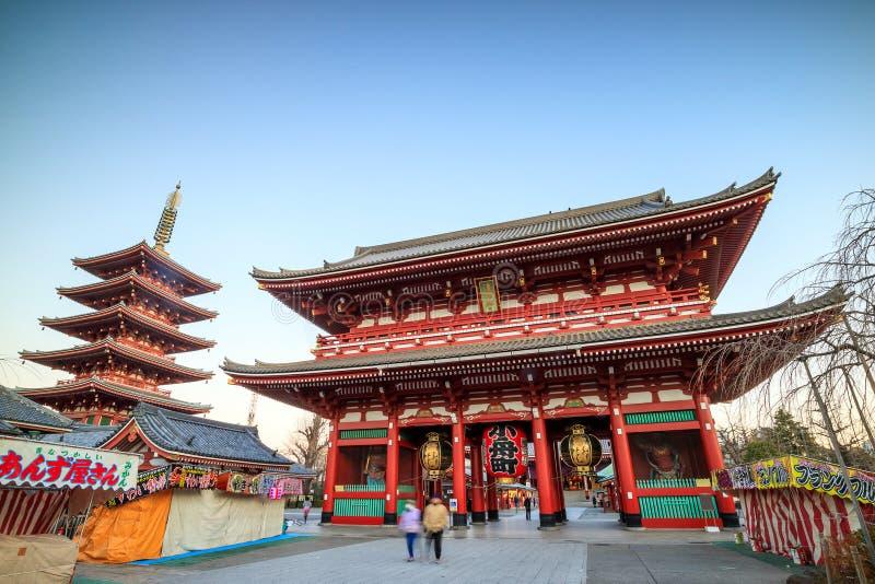 Download Sensoji寺庙在东京,日本 图库摄影片. 图片 包括有 方面, 日本, 城市, 访问, 同伴关系, 历史记录 - 72371622