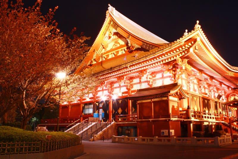 Sensoji Asakusa, Tokyo Japan royalty-vrije stock foto's