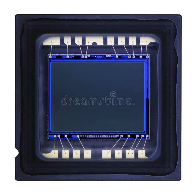 Sensor CCD royalty-vrije stock fotografie