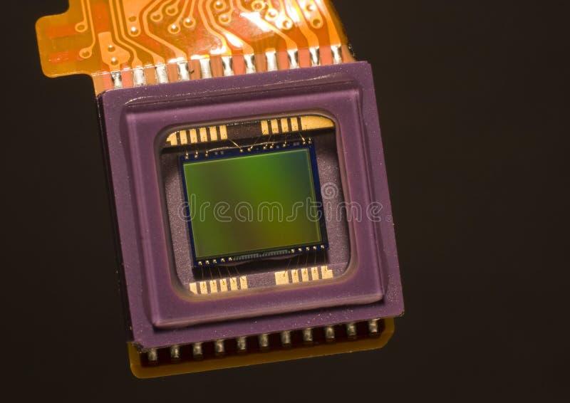 Sensor da câmara digital fotos de stock royalty free