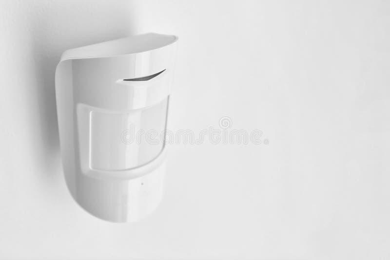 Sensor de movimiento moderno dentro imagen de archivo