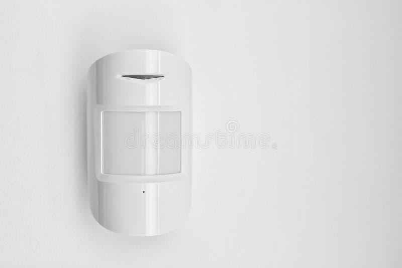 Sensor de movimiento moderno dentro fotos de archivo libres de regalías